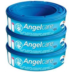 Angelcare Refill Cassettes 3 Pk