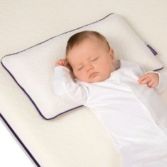 ClevaFoam® Baby Pillow New Innovative design
