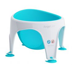 Angelcare Soft-Touch Bath Seat Aqua