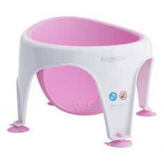 Angelcare Soft-Touch Bath Seat Pink