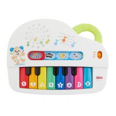 Fisher-Price: Laugh and Learn Silly Sounds Light Up Piano