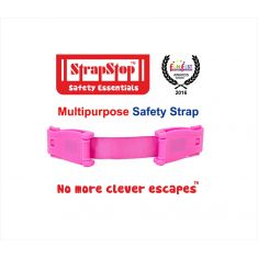StrapStop® Multipurpose Safety Strap - Pink