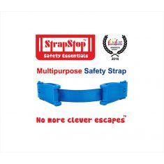 StrapStop® Multipurpose Safety Strap - Blue